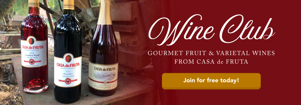Join our Wine Club for Free Today